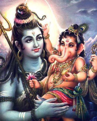 me & Lord shiva