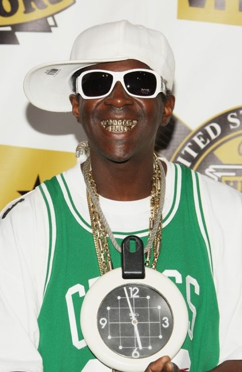 attends the 2008 VH1 Hip Hop Honors at the Hammerstein Ballroom on October 2, 2008 in New York City.