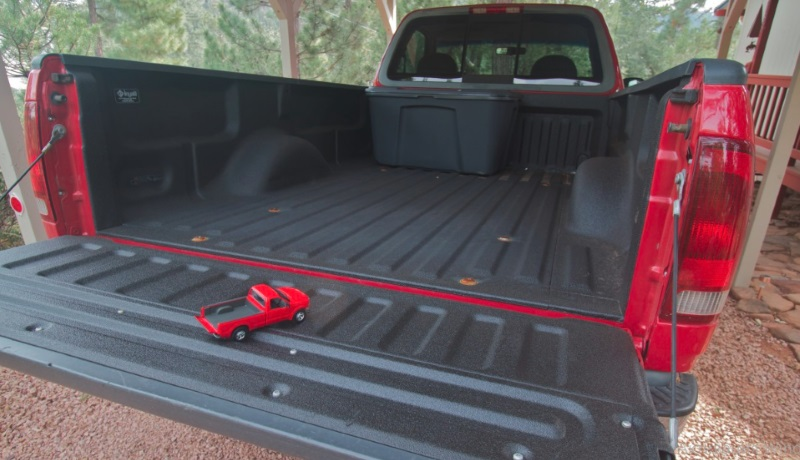 Best Spray-In Bedliner