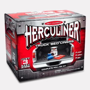 Herculiner HCL1B8 Brush-on Bed Liner Kit Review