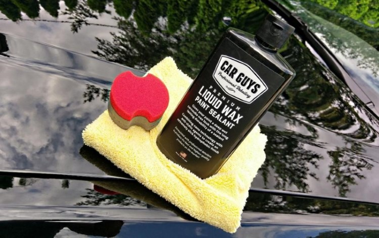 Car Guys Liquid Wax