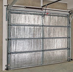 Battic Door Garage Door Insulation Kit Review