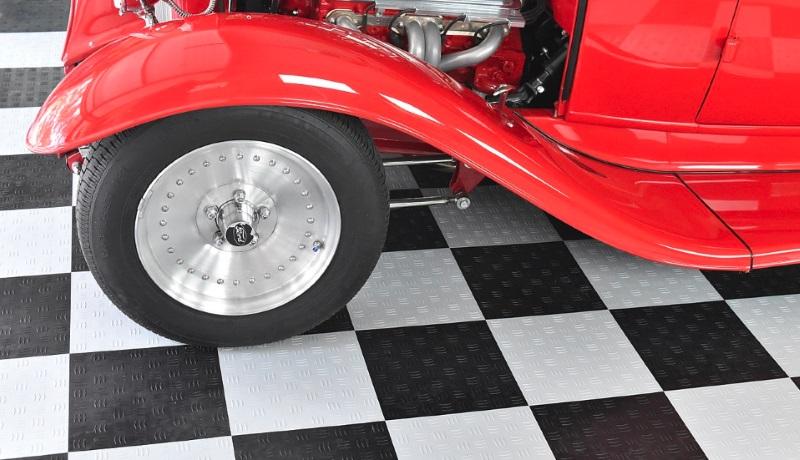 Best Garage Floor Tiles