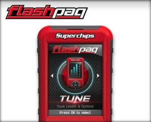 Superchips 1845 Flashpaq F5 Programmer Review
