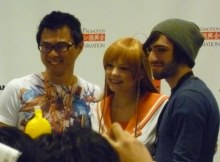 Anime Expo 2011: Megatokyo, Danny Choo, new Gundam, and more! 9