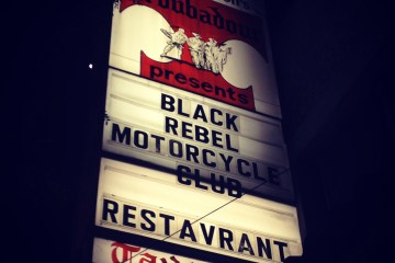 troubadour sign by hardrockchick