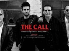 The Call featuring Robert Levon Been of B.R.M.C. 1