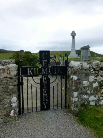 Kilmuir Cemetery Gate
