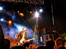Moon Block Party: Spoon, The Black Angels, The Black Lips, Band of Skulls 12