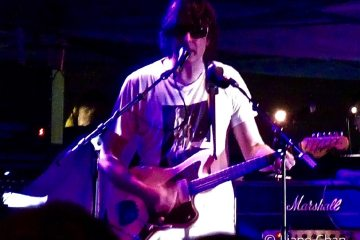 Jason Pierce of Spiritualized @ LEVITATION 2015