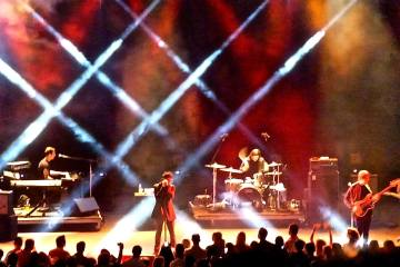 Echo & the Bunnymen @ the Pacific Amphitheater on August 7, 2015