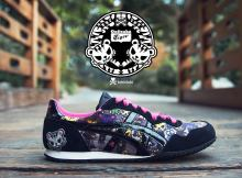 Tokidoki new Onitsuka Tiger shoes & 10th Anniversary Barbie 1