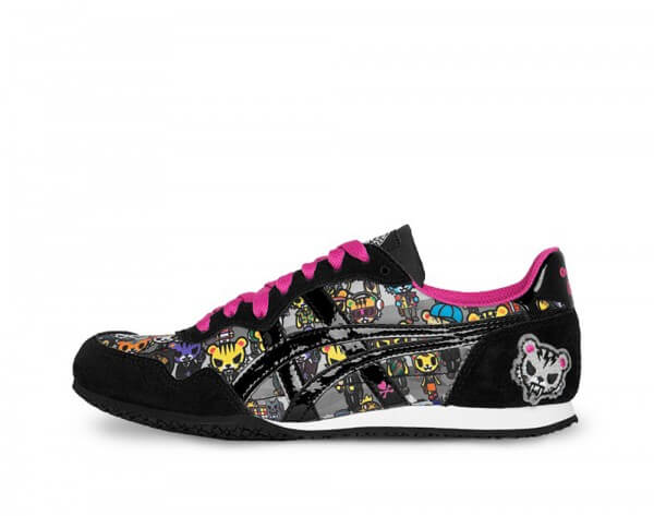 save off 51bdb 7e5ba Tokidoki New Onitsuka Tiger Shoes & 10th Anniversary Barbie ...