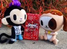 Happy Year of the Monkey (with Tokidoki)! 4