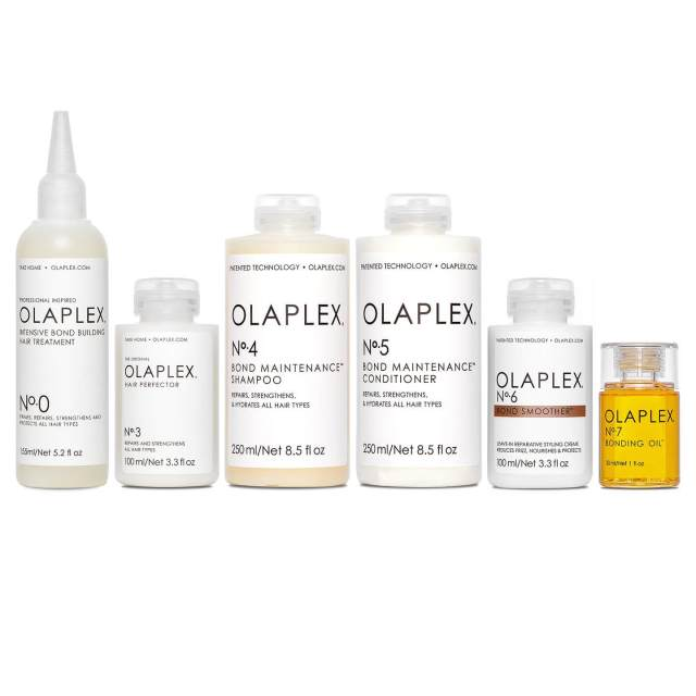 Olaplex 7 part set