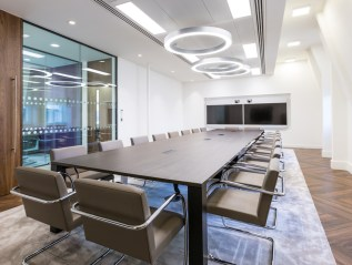 Interior office shoot for OES (London) Ltd and Knoll International