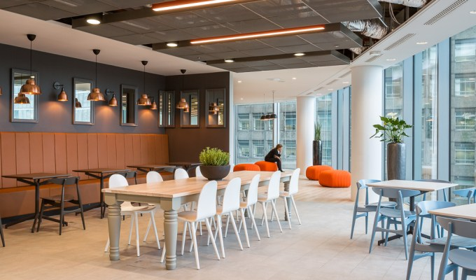 New London Office Fit Out