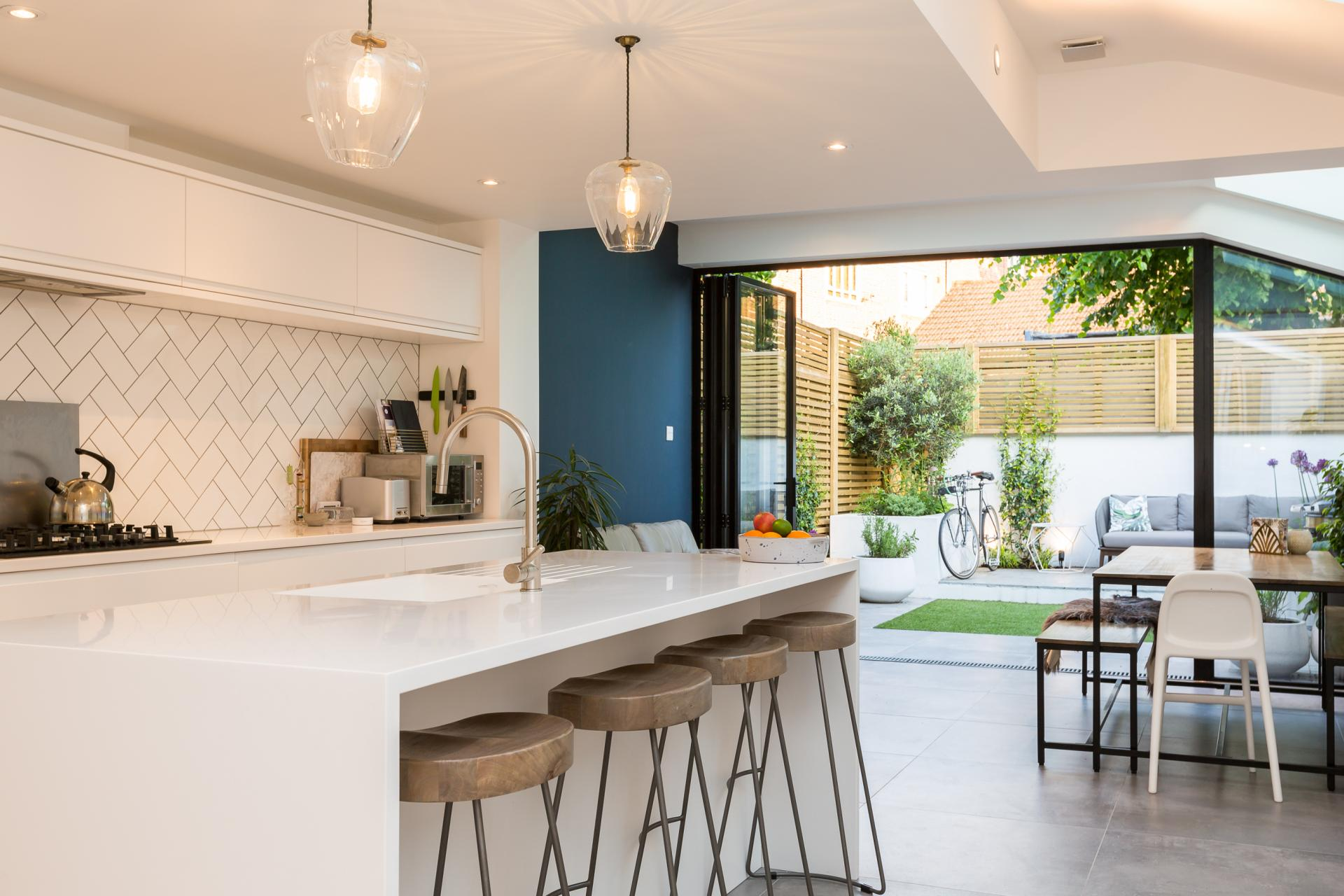 Interior Photography in London Kitchen Extension