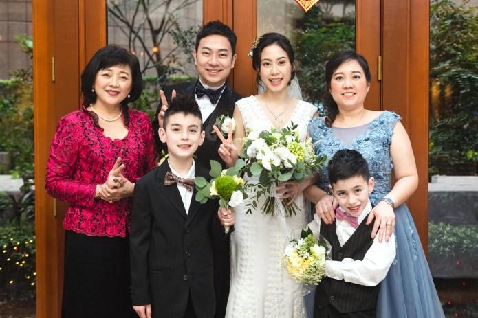 婚攝小亮 婚禮紀錄 西華飯店 TOSCANA EASTERNWEDDING LI