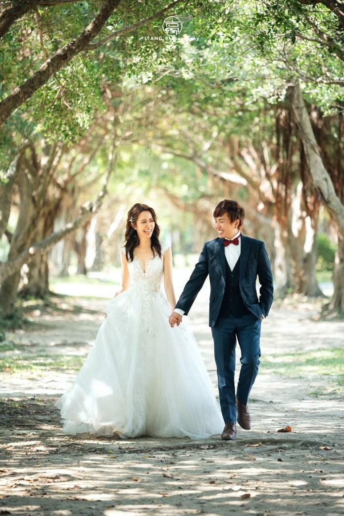自助婚紗 婚紗包套 EASTERN WEDDING 婚攝小亮 清新明