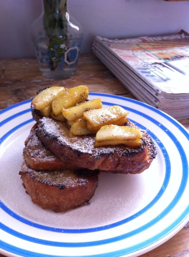 法式土司麵包Pain Perdu