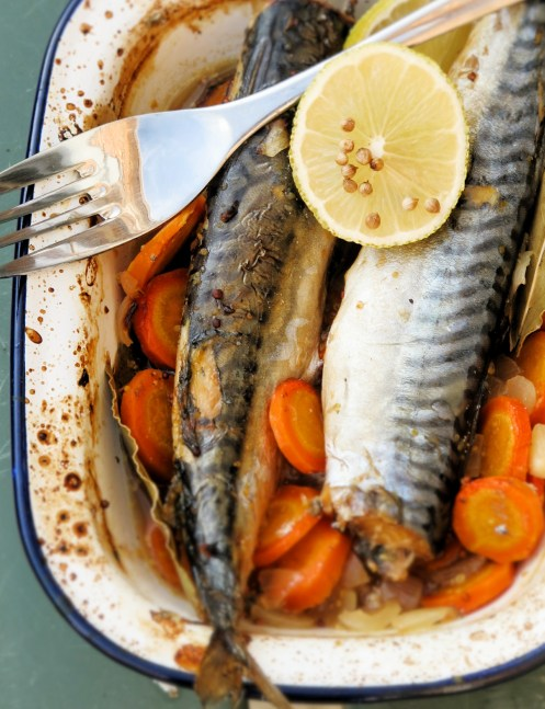 第戎傳統芥末白酒鯖魚-3