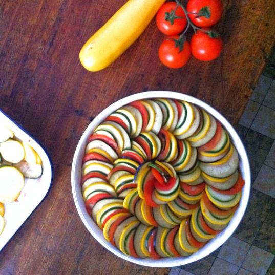 普羅旺斯蔬菜Ratatouiles-5