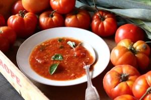 法國家常料理-無水番茄湯Soupe tomates-3