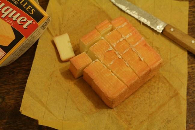 瑪瑞里斯乳酪(Maroille)