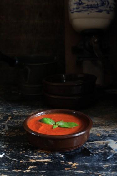 蔬菜在我的罐子裡-番茄泥COULIS DE TOMATE