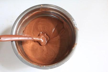 幕斯巧克力