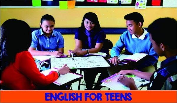 ENGLISH FOR TEENS LIA SEMARANG