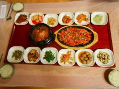 Korean food <3