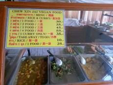 chew xin jai vegetarian pai