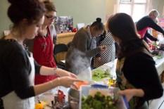 LFHW Cooking workshop adamsdown