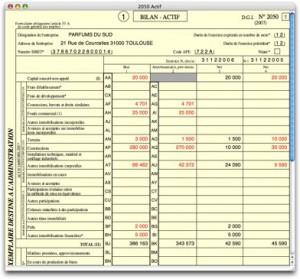 liasse fiscale 2035 benefice-non-commerciaux