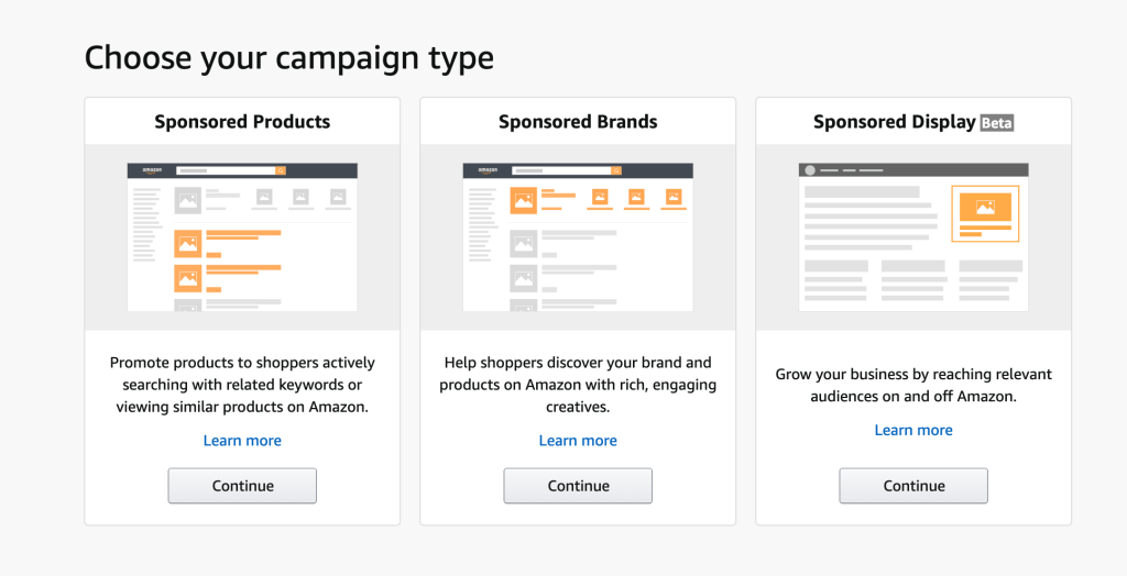 3 Types of Amazon Sponsored Ads you can run with Product Targeting