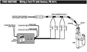 MSD 6AL Ignition Module w Rev Control  Installation Instructions | AmericanMuscle