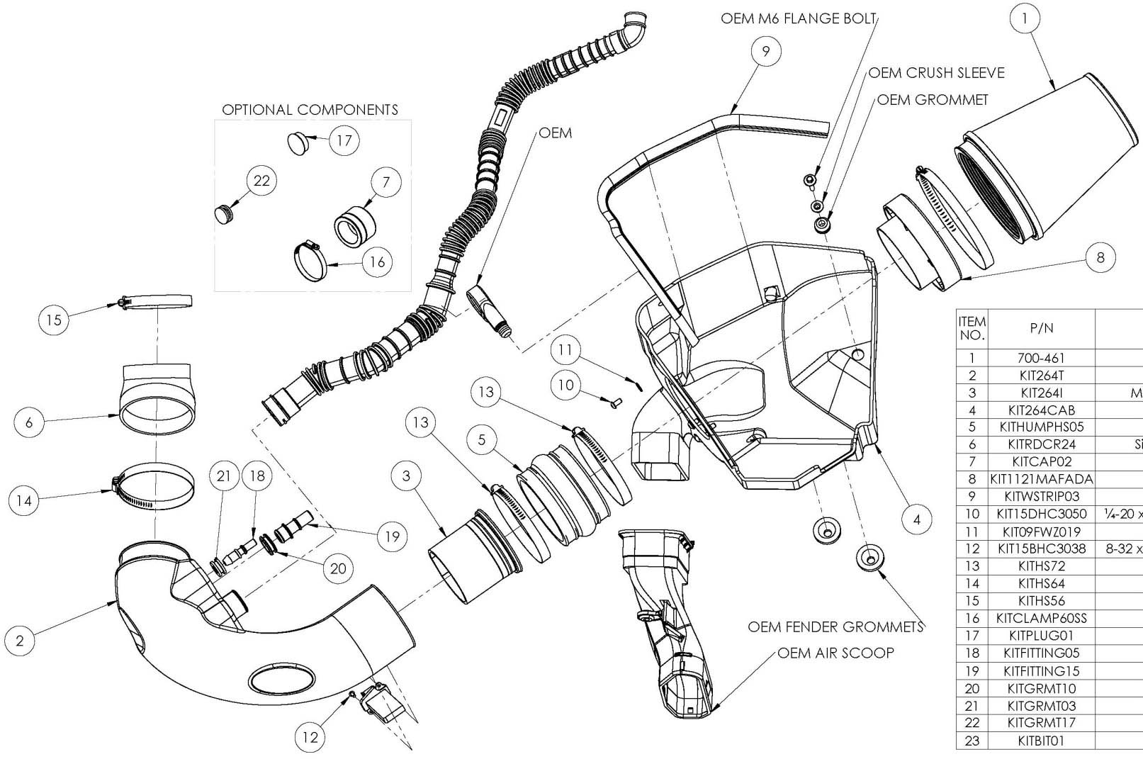 How To Install A Airaid Cold Air Intake Kit In Your Boss 302