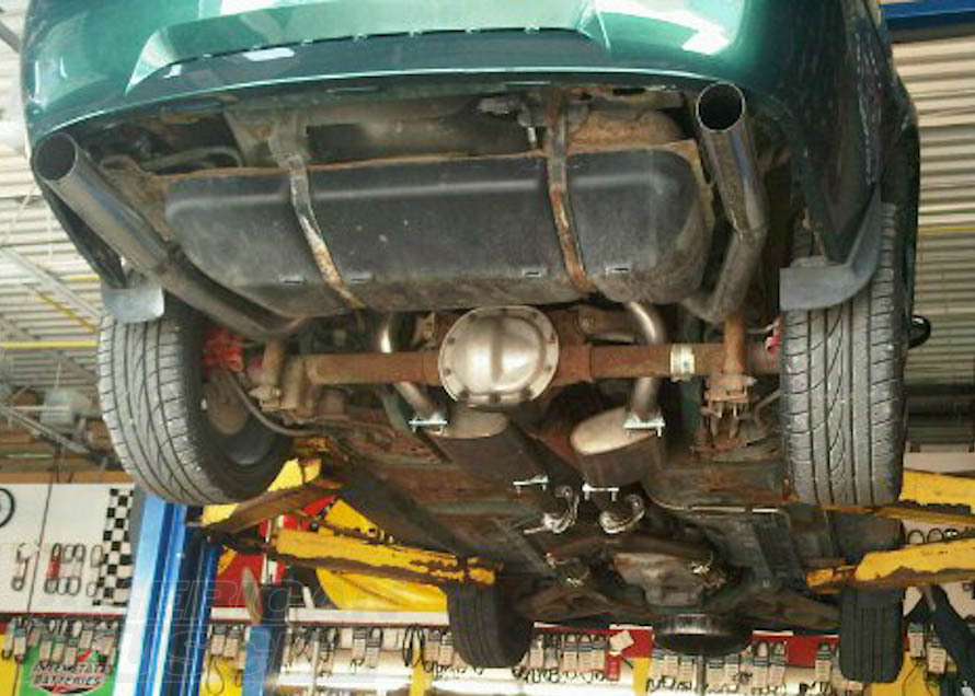 1994 Mustang Gt Convertible Roll Bar