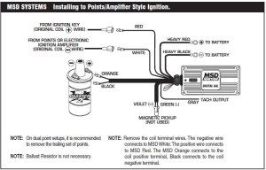 How to install an MSD 6A Digital Ignition Module on your