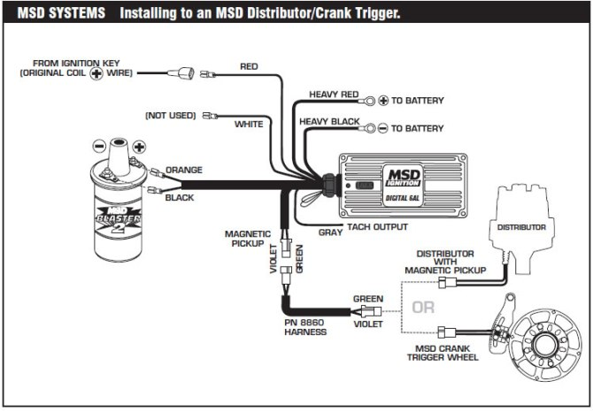 msd ignition wiring diagrams toyota  schematic wiring