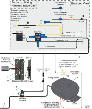 How to Install Air Lift SmartAIR II Automatic Leveling