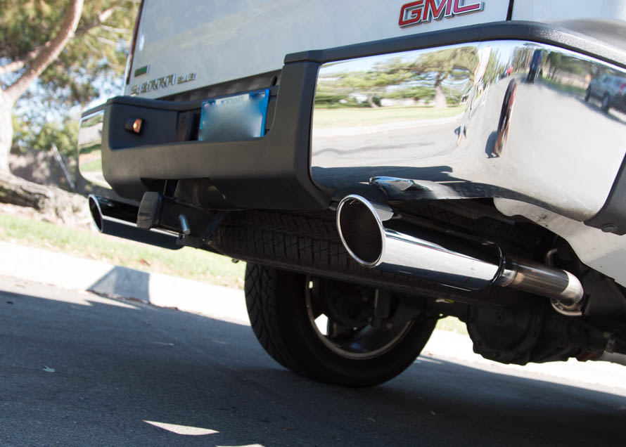 gmc sierra 1500 cat back exhausts explained