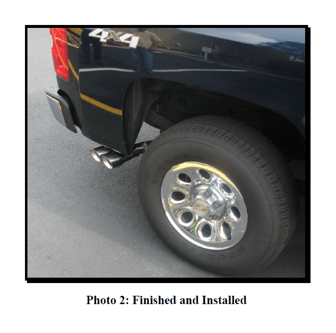 how to install slp 3 5 in dual exhaust
