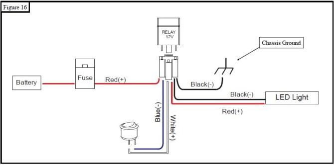 50 led light bar wiring diagram jeep liberty engine diagram