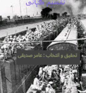 تقسیم کہانی، حصہ پنجم ۔۔۔ تحقیق اور انتخاب : عامر صدیقی