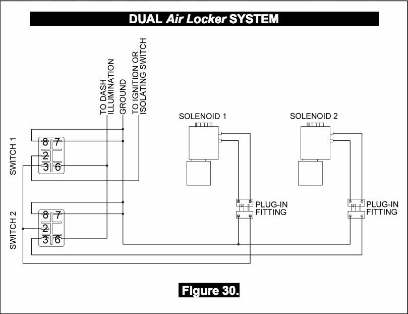 87 17 jeep wrangler YJ TJ JK ARB airlocker differential dana 30 27 spline 033?resize=665%2C511&ssl=1 arb air compressor switch wiring diagram tamahuproject org arb locker wiring harness at eliteediting.co