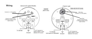 How to Install Auto Meter Direct Fit Dash Gauge Panel (97