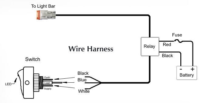 kc lights wiring diagram